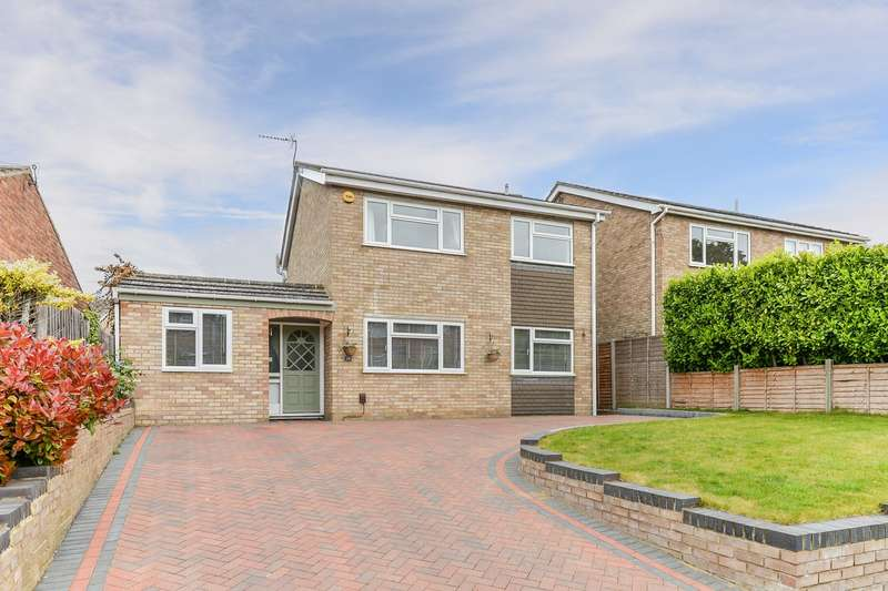 5 Bedrooms Detached House for sale in Water Lane, Melbourn, Royston, SG8