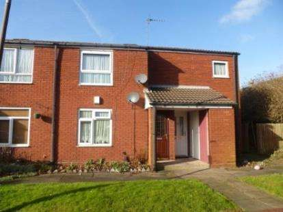 2 Bedrooms Flat for sale in Mearse Close, Birmingham, West Midlands