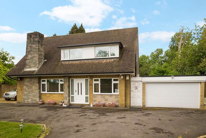 4 Bedrooms Chalet House for sale in Staines Road, Wraysbury, TW19