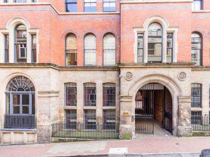 2 Bedrooms Flat for sale in Stone Yard, 12 Plumptre Street, Nottingham, Nottinghamshire