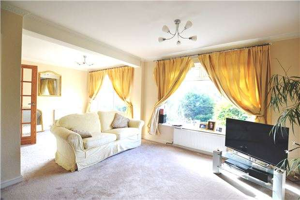 3 Bedrooms Detached House for sale in Haydn Avenue, PURLEY, Surrey, CR8 4AF
