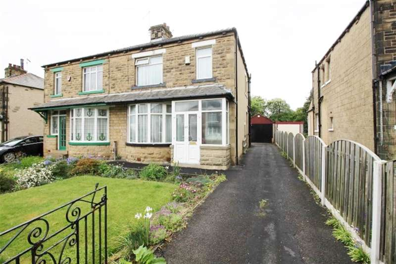3 Bedrooms Semi Detached House for sale in Peckover Drive, Pudsey, LS28