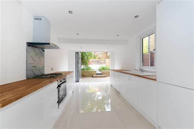 4 Bedrooms Terraced House for sale in Montrave Road, Penge