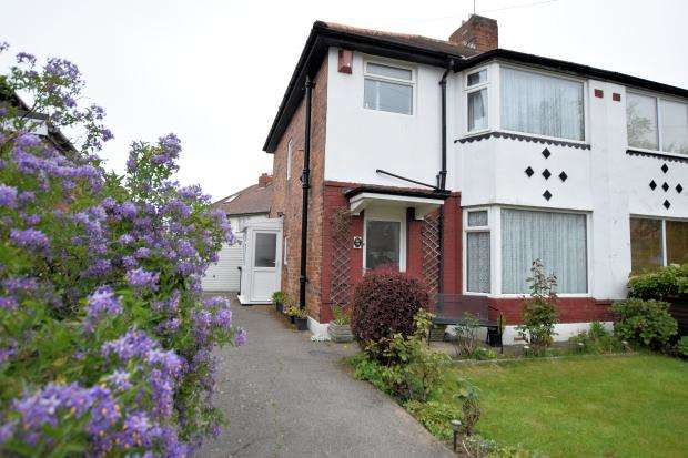 3 Bedrooms Semi Detached House for sale in Newlands Park Crescent, Scarborough, North Yorkshire YO12 6DR