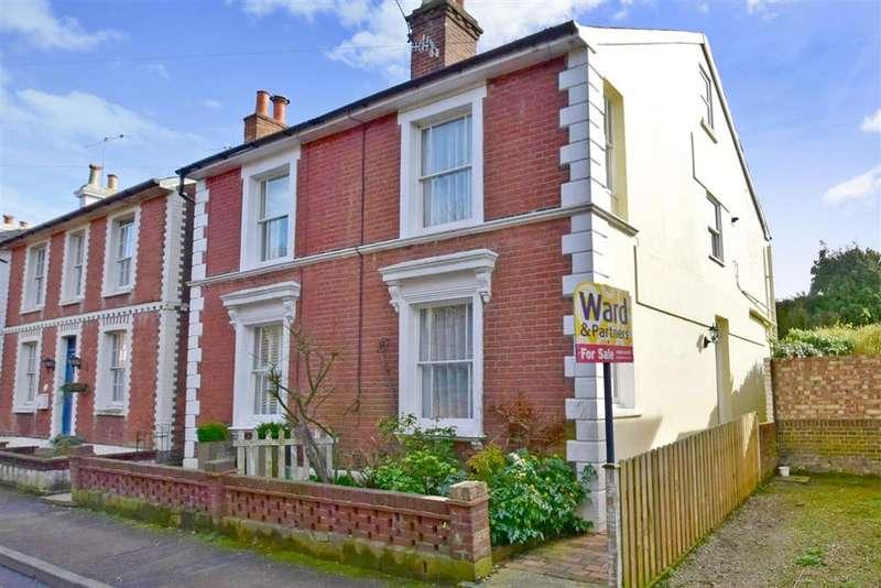 3 Bedrooms Semi Detached House for sale in Calverley Street, Tunbridge Wells, Kent