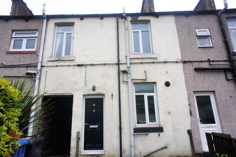 2 Bedrooms Terraced House for sale in Pearson Street, Stocksbridge, Sheffield, S36 1EQ