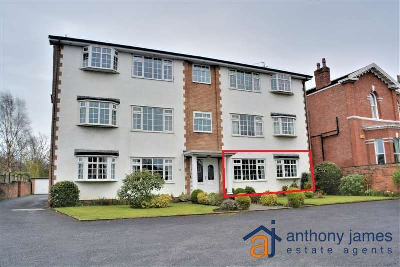2 Bedrooms Apartment Flat for sale in Queens Road, Hesketh Park, Southport, PR9 9EX