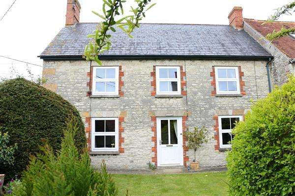 3 Bedrooms Cottage House for sale in Hilltop, Hazzards Hill, Warminster