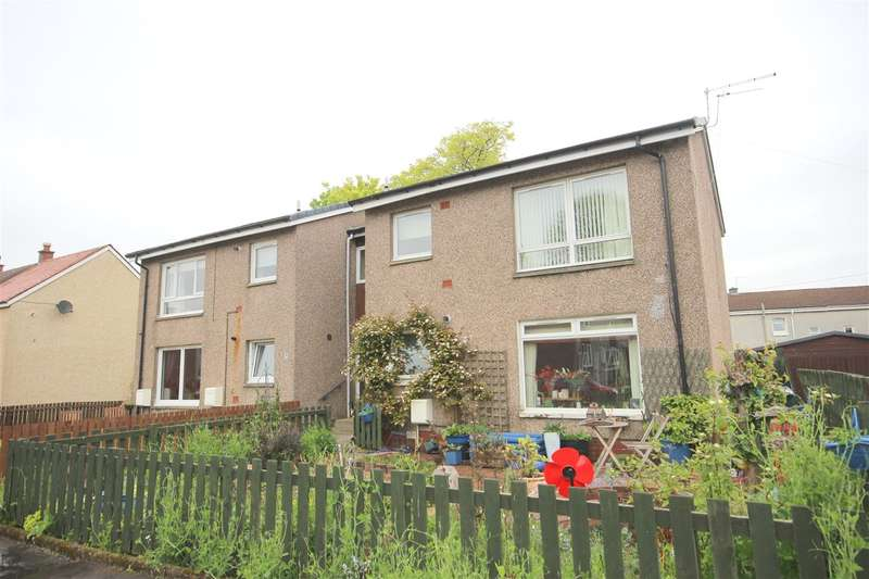 1 Bedroom Flat for sale in St Andrews Court, Larbert