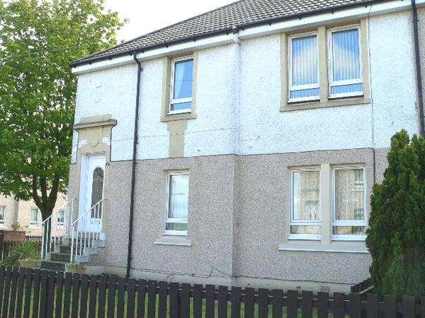 2 Bedrooms Flat for rent in Viewbank Street, Glenboig, Coatbridge