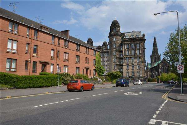 1 Bedroom Flat for sale in Cathedral Street, Glasgow City Centre