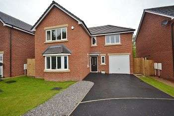 4 Bedrooms Detached House for sale in Miners View, UpHolland, WN8 0AZ