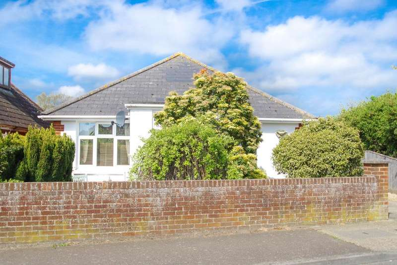 2 Bedrooms Detached Bungalow for sale in Whitecross Lane, Shanklin PO37