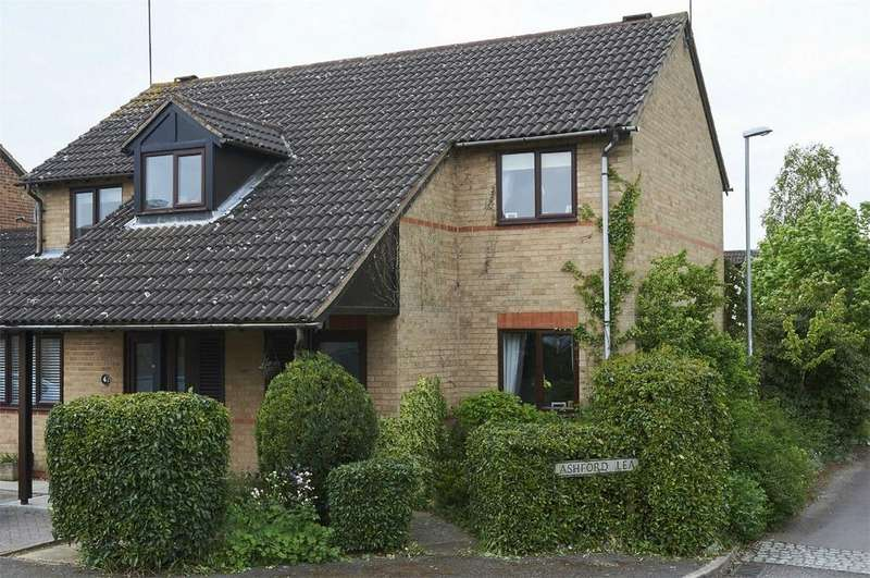 2 Bedrooms Semi Detached House for sale in Matlock Way, Desborough, Kettering, Northamptonshire