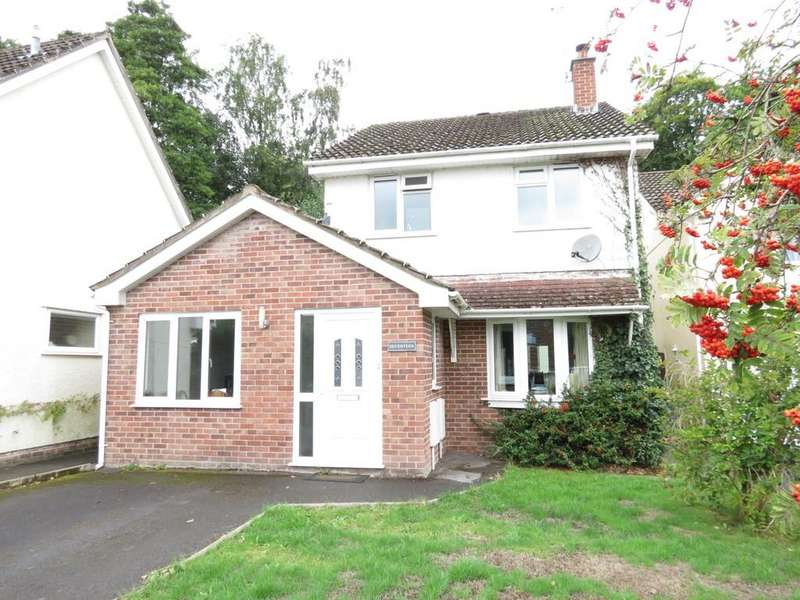 4 Bedrooms Detached House for sale in Kiln Road, Bovey Tracey