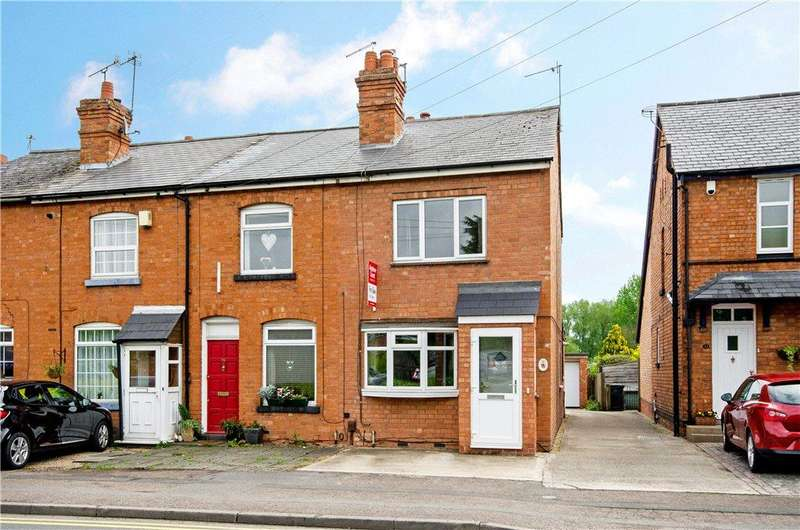2 Bedrooms End Of Terrace House for sale in Birmingham Road, Studley, Warwickshire, B80