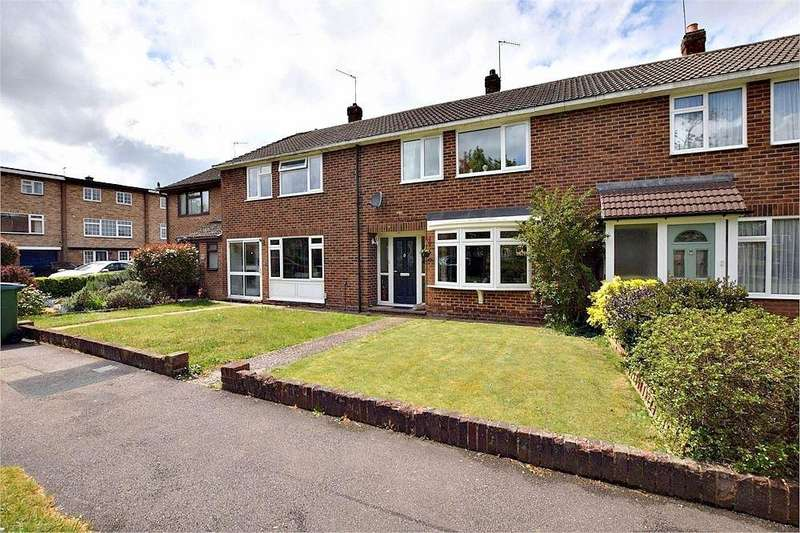 3 Bedrooms Terraced House for sale in Linden Lea, WATFORD, Hertfordshire