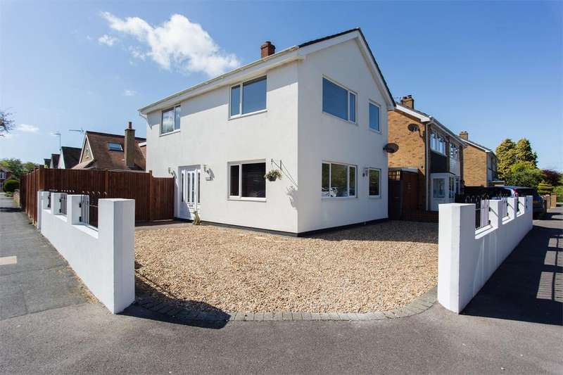 4 Bedrooms Detached House for sale in Burney Road, Alverstoke, Hampshire