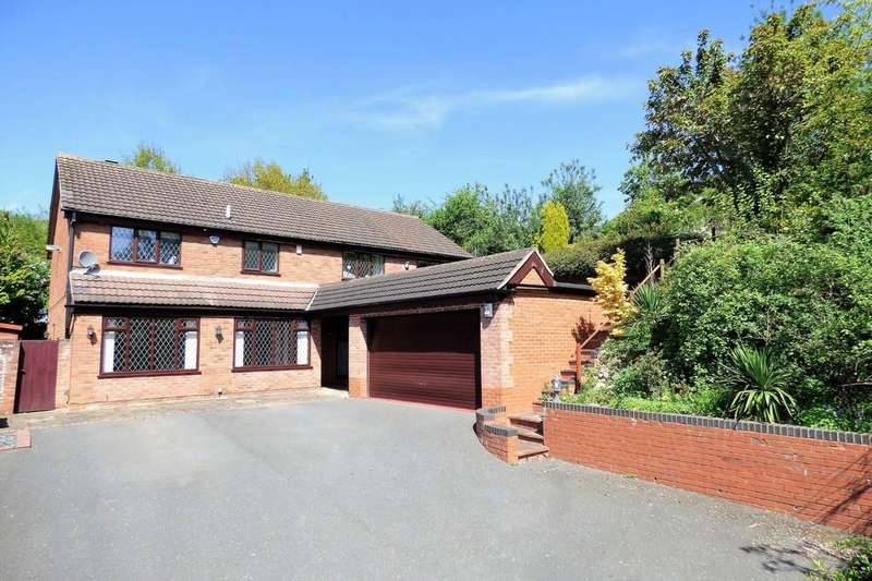 5 Bedrooms Detached House for sale in Mayfield Road, Burton-on-Trent