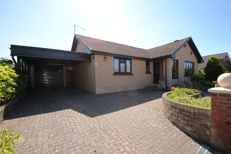 2 Bedrooms Bungalow for sale in Crescent Avenue, Sticklepath