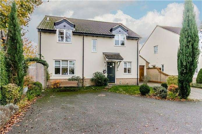4 Bedrooms Detached House for sale in West Street, Comberton, Cambridge
