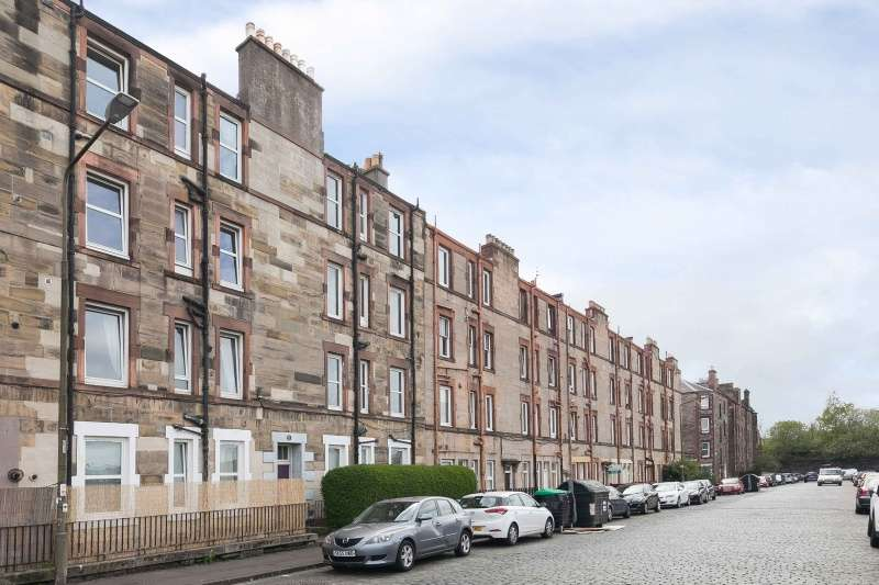 1 Bedroom Flat for sale in Wheatfield Place, Gorgie, Edinburgh, EH11 2PD