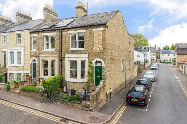 7 Bedrooms Terraced House for sale in Hertford Street, Cambridge