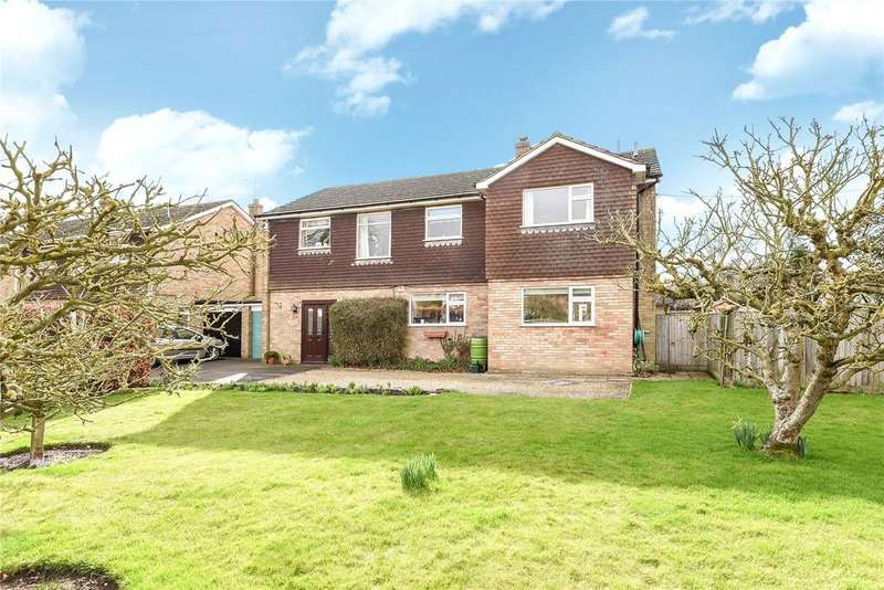 5 Bedrooms Detached House for sale in Kingston Blount, Chinnor