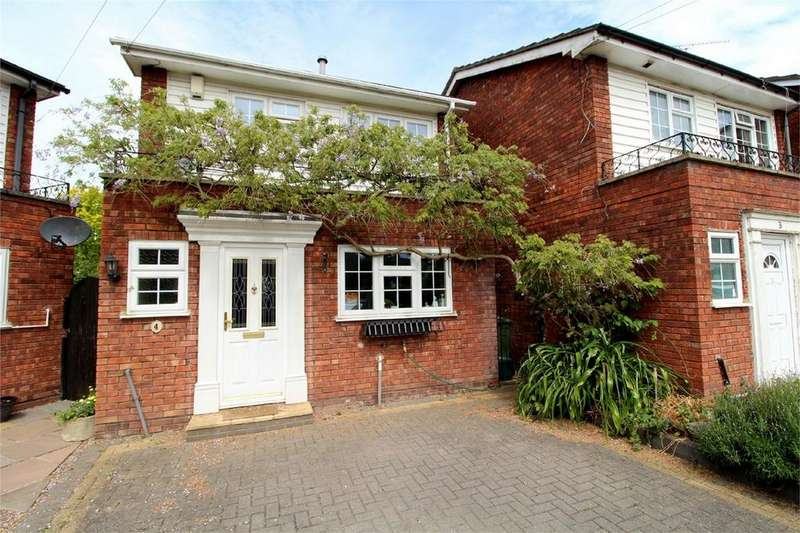 3 Bedrooms Detached House for sale in Copthorne Chase, Ford Road, Ashford, Surrey