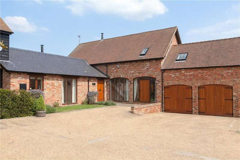 5 Bedrooms House for sale in Crendon Road, Shabbington, Aylesbury, HP18