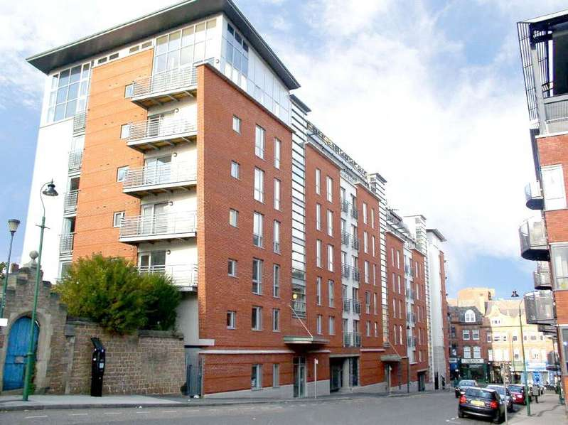 2 Bedrooms Apartment Flat for sale in Ropewalk Court, Derby Road, Nottingham, NG1