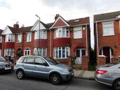 4 Bedrooms End Of Terrace House for sale in Portsmouth, Hampshire, England