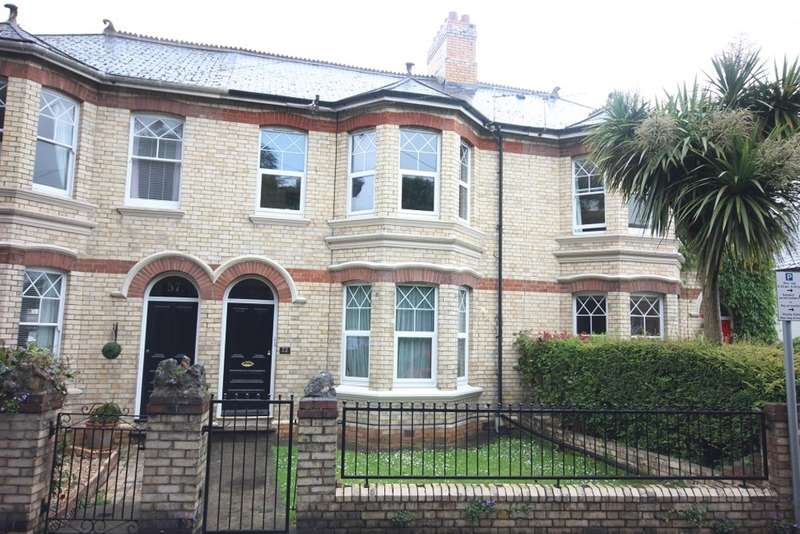 4 Bedrooms Terraced House for sale in Church Road, Newton Abbot