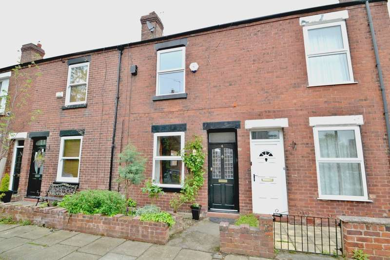 2 Bedrooms Terraced House for sale in Crescent Road, Cheadle