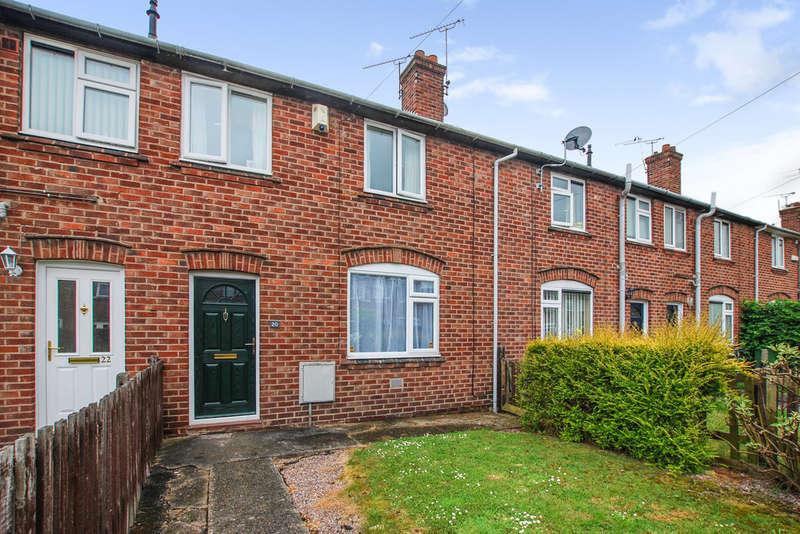 2 Bedrooms Terraced House for sale in Prenton Place, Handbridge, Chester