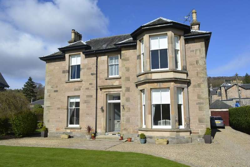 4 Bedrooms Detached House for sale in 33 Keir Street, Bridge of Allan, Stirling, FK9 4QJ