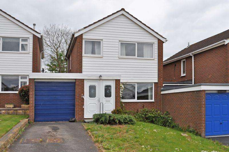3 Bedrooms Detached House for sale in Pinhoe