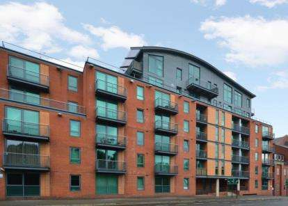 2 Bedrooms Flat for sale in Jet Centro, 79 St. Marys Road, Sheffield, South Yorkshire