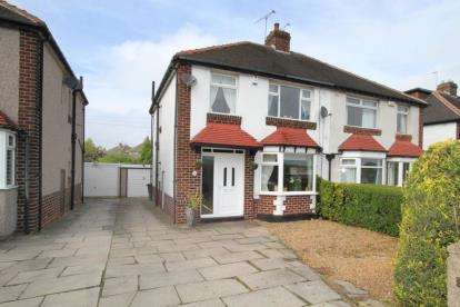 3 Bedrooms Semi Detached House for sale in Greenhill Main Road, Sheffield, South Yorkshire