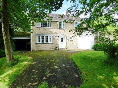4 Bedrooms Detached House for sale in Park Road, Buxton, Derbyshire
