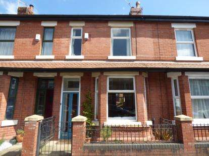 3 Bedrooms Terraced House for sale in Westminster Avenue, Manchester, Greater Manchester