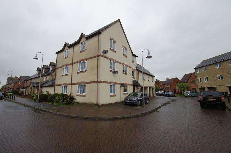 2 Bedrooms Apartment Flat for sale in Market Avenue, Weston-Super-Mare