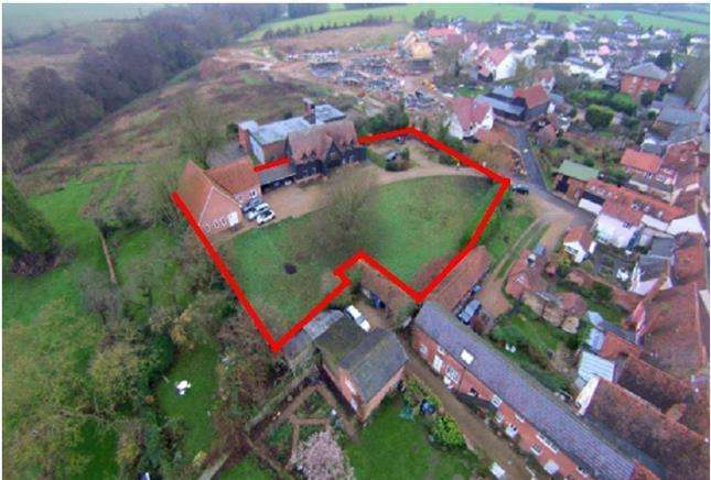 Residential Development Commercial for sale in Cygnet Court, Swan Street, Boxford, Sudbury, Suffolk, CO10 5NZ