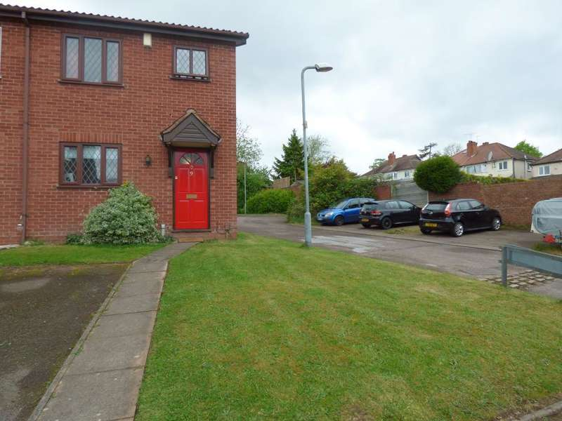 2 Bedrooms End Of Terrace House for sale in The Grove, West Heath, Birmingham, B31 3JX