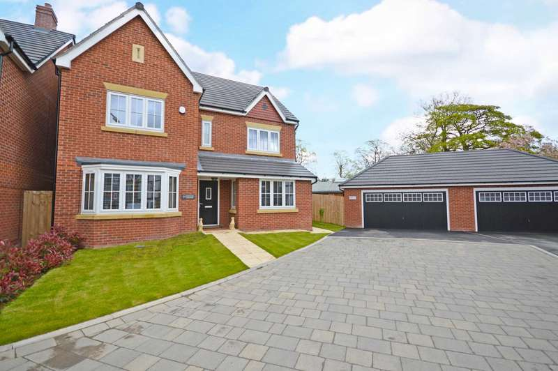 5 Bedrooms Detached House for sale in Redwood Gardens, Great Moor