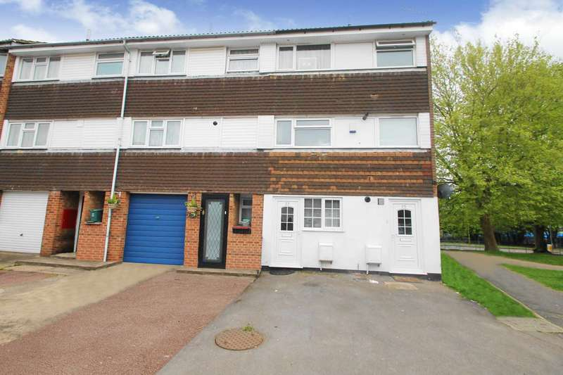 1 Bedroom Maisonette Flat for sale in Grove Hill, Hemel Hempstead