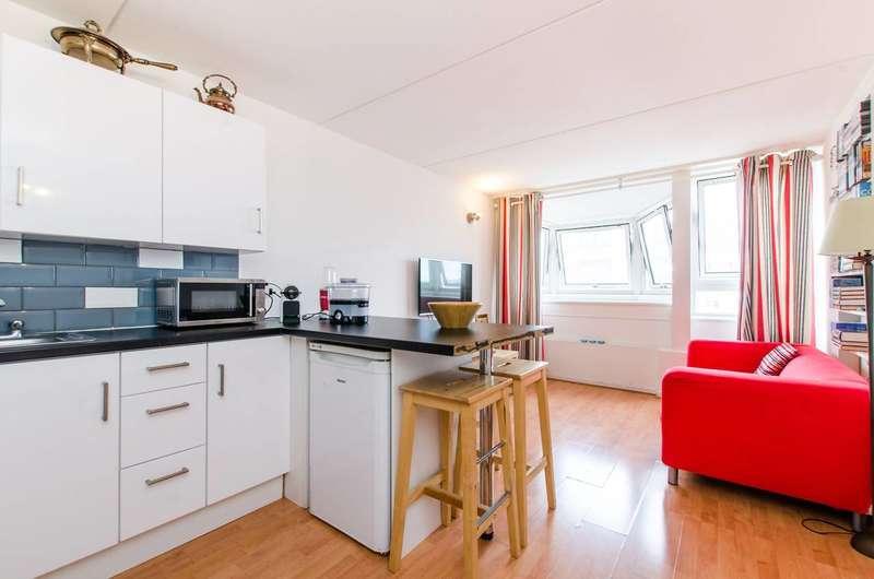 2 Bedrooms Flat for sale in Charlotte Despard Avenue, Battersea, SW11