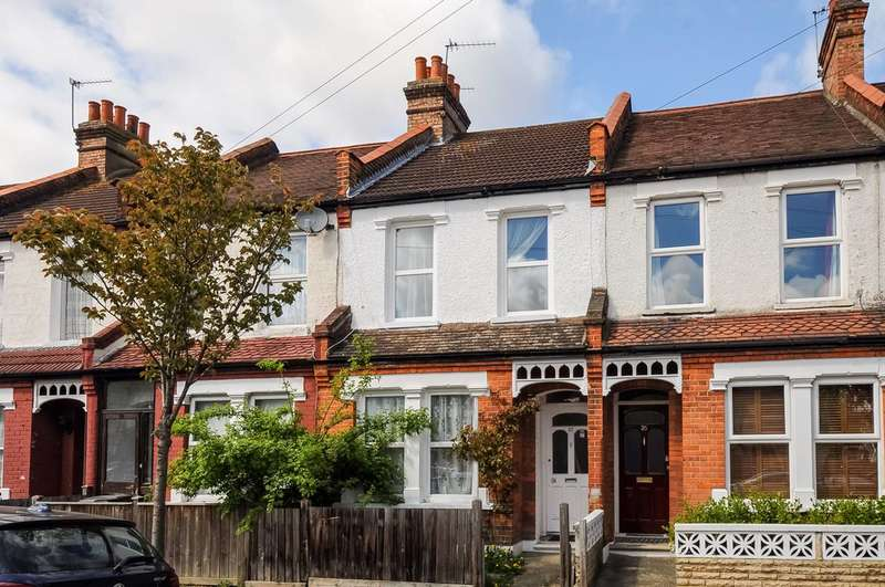 3 Bedrooms House for sale in Tylecroft Road, Norbury, SW16
