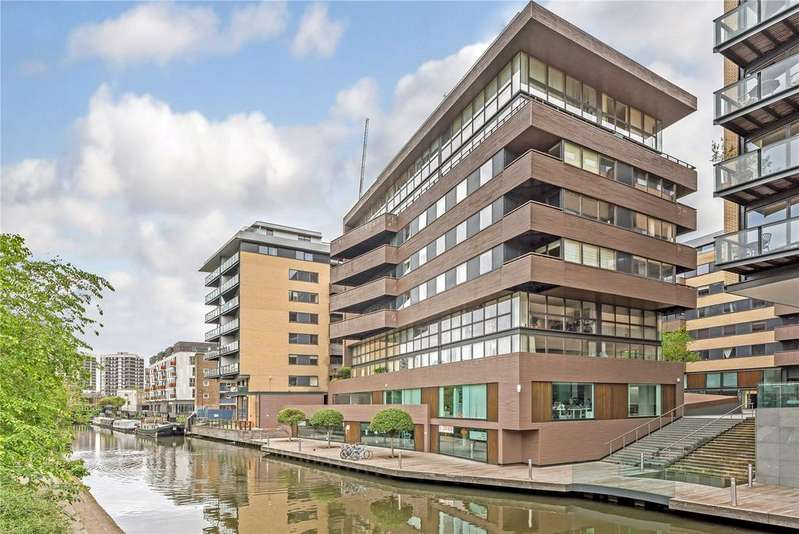2 Bedrooms Flat for sale in Gainsborough Studios North, 1 Poole Street, London, N1