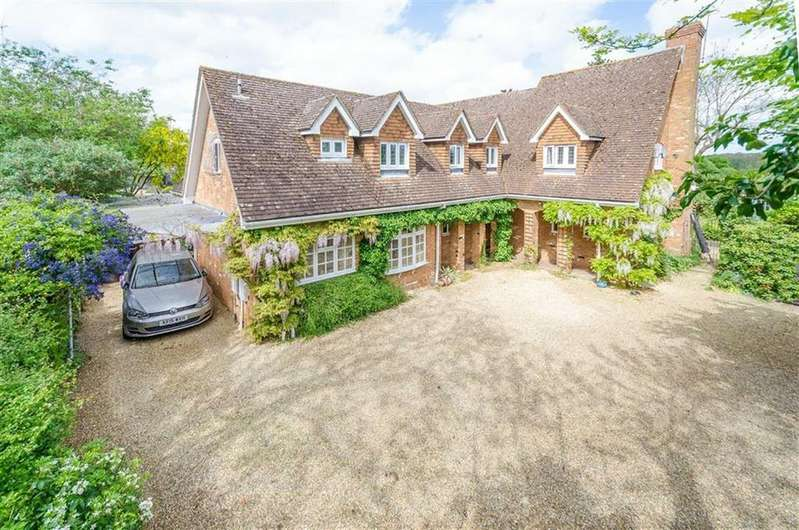 5 Bedrooms Detached House for sale in Mill Lane, Hitchin, SG4